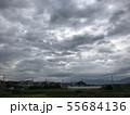 暗い雨雲 permingM 写真素材 55684136