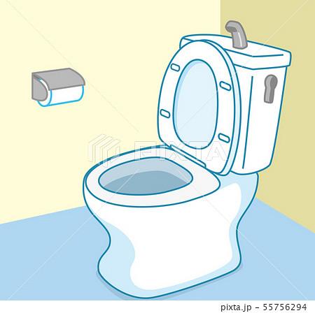 綺麗なトイレ 55756294