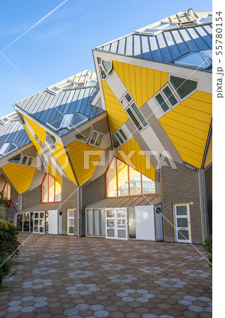 Cube House in Rotterdam, Netherlands 55780154