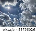 空と雲の写真 55796026