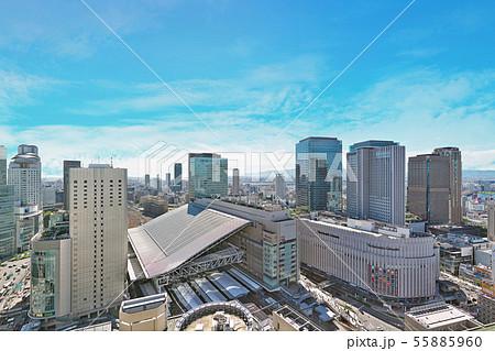 【大阪駅】 (高解像度版) 大阪府大阪市北区梅田 55885960
