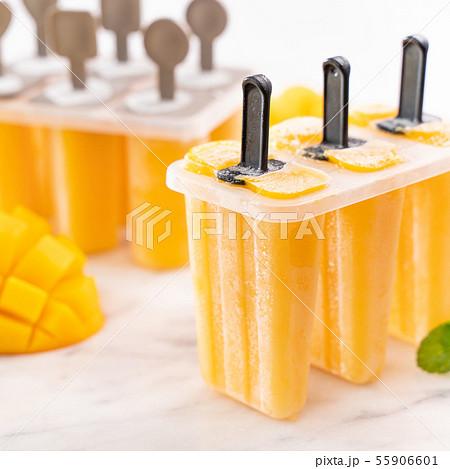 アイスキャンディー アイスキャンディ マンゴー 55906601