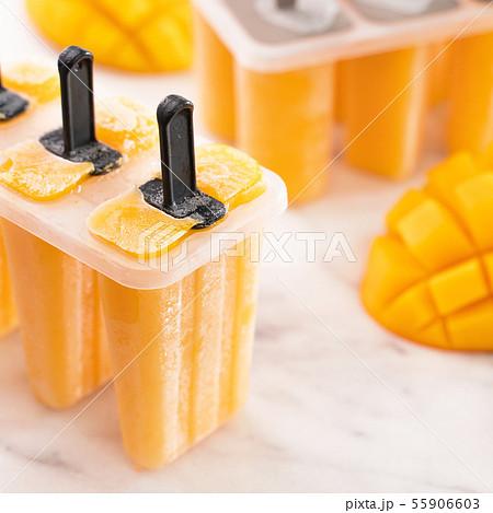 アイスキャンディー アイスキャンディ マンゴー 55906603