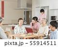 介護 介護士 シニアの写真 55914511
