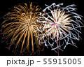 【夏イメージ】花火大会 55915005
