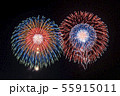 【夏イメージ】花火大会 55915011