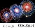【夏イメージ】花火大会 55915014