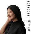 smiling asian woman 55923196