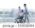介護 介護士 シニアの写真 55938094