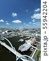 名古屋港ポートビルからの眺め 55942204