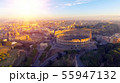 The Colosseum or Coliseum, Flavian Amphitheatre in Rome, Italy 55947132