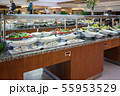 Concept of food All-inclusive buffet-style in Turkey 55953529