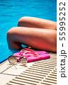 Girl in summer 55995252