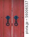 韓国 韓屋 ドア 56006537