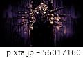 Enraged zombie monster opens bunker doors and 56017160