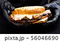 grill restaurant smoked turkey breast sandwich 56046690
