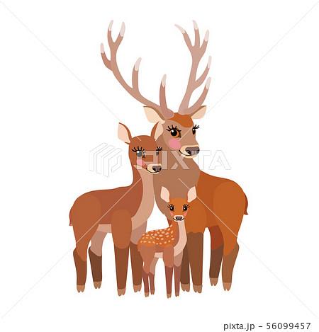 Series of Cartoon Amusing Animals. Animal 133 56099457