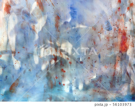 Abstract colorful metal background with scratches 56103973