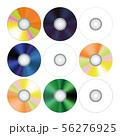 CD ベクターイラスト クリップアート 56276925