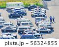 大阪 梅田 警備準備イメージ  56324855