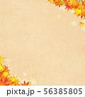 背景-和-和風-和柄-和紙-紅葉-秋 56385805