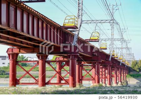 南海高野線大和川橋梁 56419930