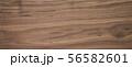 Black walnut wood texture of solid board untreated 56582601