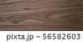 Black walnut wood texture of solid board untreated 56582603