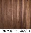 Black walnut wood texture from narrow planks vertical oil finished 56582604