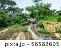 achasan waterfall in summer 56582695