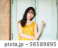 女性 夏 UVケア ファッション 56589895