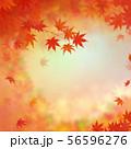 背景-和-和風-和柄-和紙-紅葉-秋 56596276