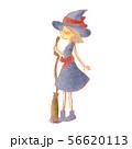 魔女の衣装 56620113