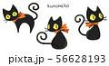 黒猫2(ベタ) 56628193