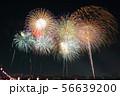 東京 花火大会 56639200