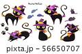黒猫4(テクスチャ) 56650707