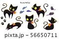 黒猫5(テクスチャ) 56650711