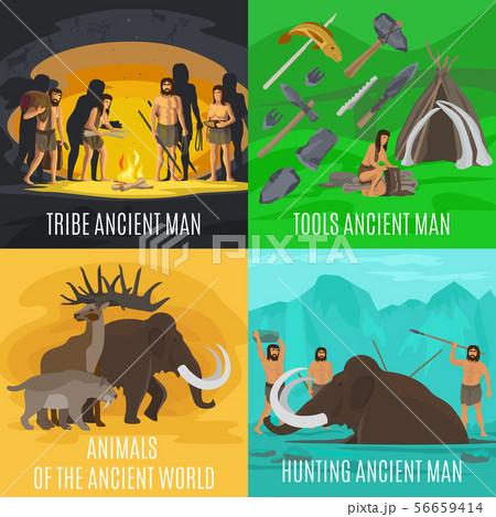 Ancient prehistoric stone age concepts 56659414