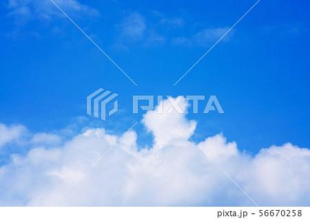 空 青空 雲 56670258