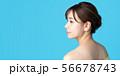 美容 ビューティー 女性の写真 56678743