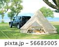 湖畔キャンプ 56685005