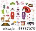 京都 素材集1 56687075