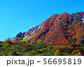 絶景紅葉の那須朝日岳 56695819