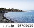 Shore near Playa de las Americas in Tenerife 56705935