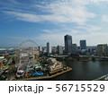 横浜みなとみらいの風景 56715529