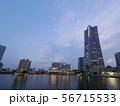 横浜みなとみらいの風景 56715533