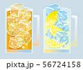 レモンサワーとハイボール 56724158