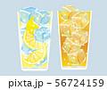 レモンサワーとハイボール 56724159