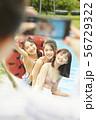 女性 女子旅 リゾート 56729322