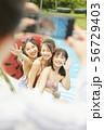 女性 女子旅 リゾート 56729403